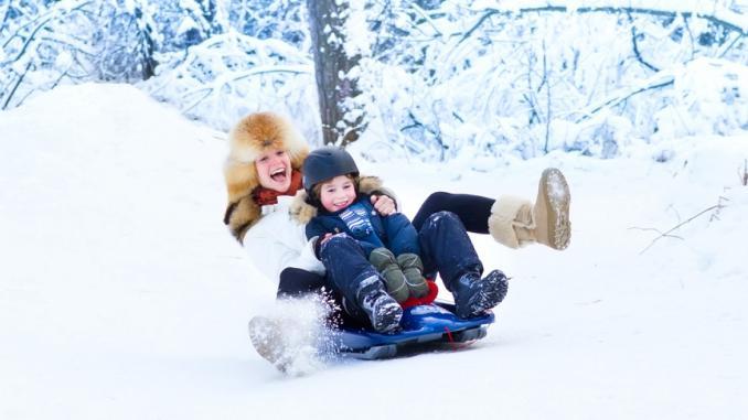 Как интересно провести праздники с детьми